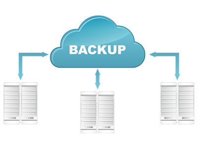 Web Server Back–up
