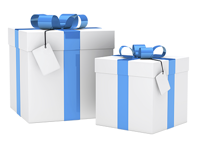 Completely Free Gifts